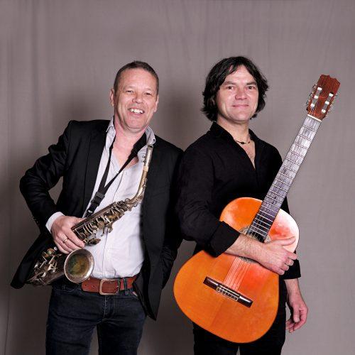 Amazing Duo-Concert met Paul van Kemenade en Maurice Leenaars