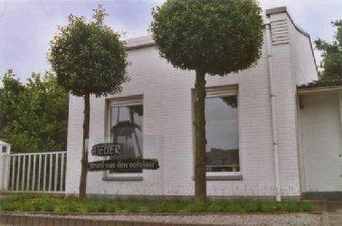 Expositie in Open Atelier en beeldentuin Gerard van den Oetelaar